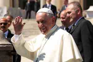Pope to diplomats: when it comes to politics, peace must be more than a theory
