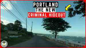 Portland The New Criminal Hideout! 86 'Fugitives' Held There in 2018