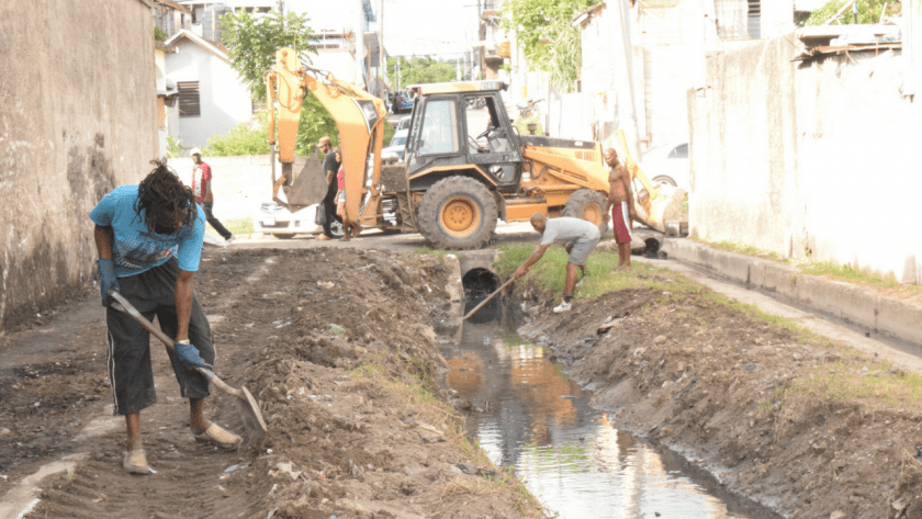 Railway Lane Gets Drain Cleaning