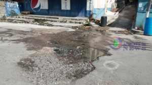 Raw Sewage Affecting Railway Lane Residents in Montego Bay