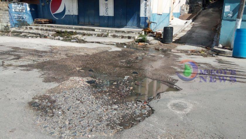 Raw Sewage Affecting Railway Lane Residents