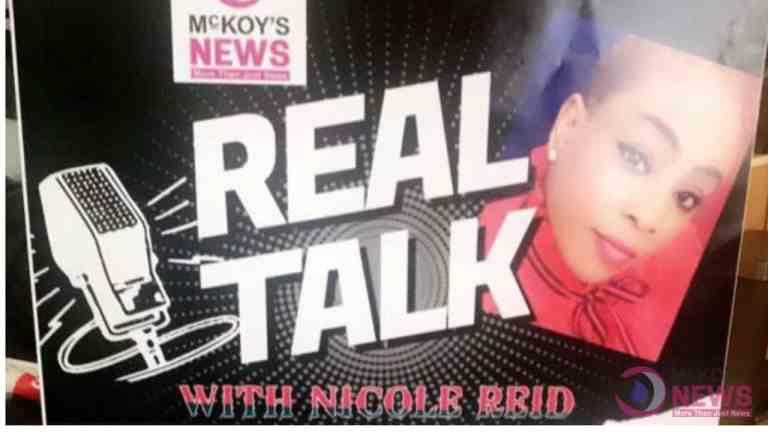 Real Talk (Host) Nicole Reid: Topic : Tonight we speak on Colorism