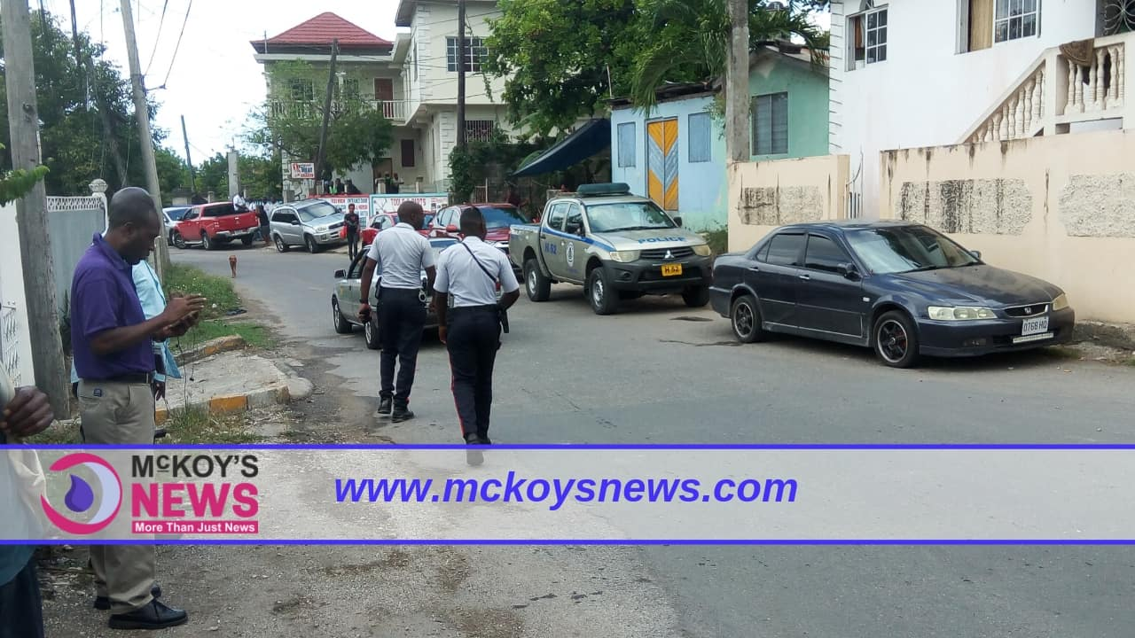Anis Lois Carr Shot to Death in Montego Bay