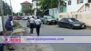 More Murder in Rose Heights, St James