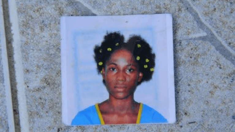 17-year-old Girl Murdered