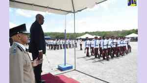 JCF Strengthened with Addition of 293 Constables