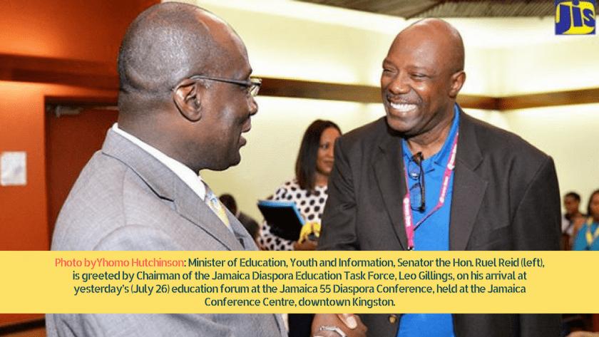 Diaspora Members Make Donations
