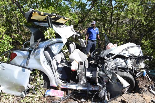 Two Canadians Killed, Salt Marsh Crash Canadians