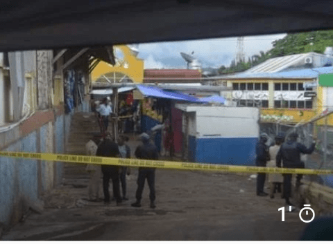 One Dead,Two Arrested in Mandeville