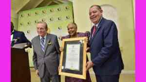 Seaga Recognised for Establishing Things Jamaican