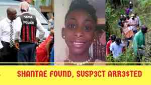 Shantae Skyers Dead Body Found and Murder Suspect Arrested