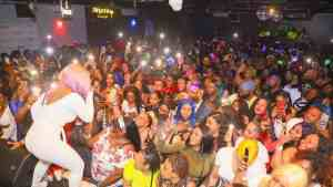 Shenseea Delivers Erotic Performance at First Concert in Poughkeepsie, NYC