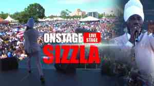 Sizzla Sizzles At Groovin In The Park 2019 Highlights