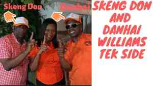 Skeng Don And Danhai Williams Are Backing Peter Phillips To Beat Bunting For PNP Leader