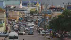 Traffic Congestion in Montego Bay