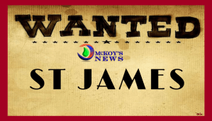 Alert!!! St James Police List Eight Additional Wanted Persons