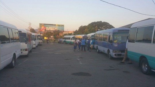 St. Thomas Bus Strike