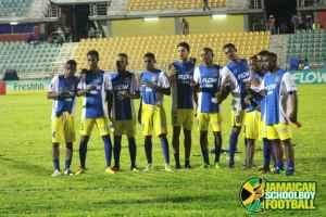 Dacosta Cup Semi Finals