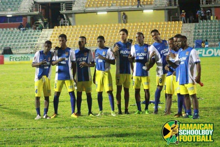 Dacosta Cup Semi-Finals