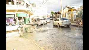 Strand Street In Montego Bay Is Filthy