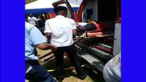 Three Students Injured at Expo in Kingston