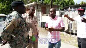 Heads of Security Forces Apologize to the Community of Norwood, St James
