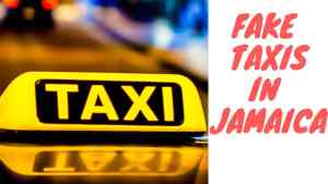 Taxi Company Workers In Jamaica Are Helping Criminals Set Up Their Customers