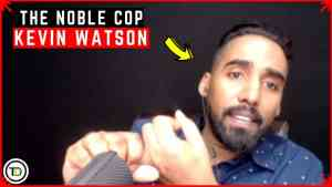 The Noble Cop (Stg Kevin Watson) tells all