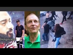 Tony Matterhorn Laughs At May Pen Robbery Of Chinese Supermarket Video + Talks Edward Seaga