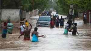 Haiti : Torrential Rains Left One Dead
