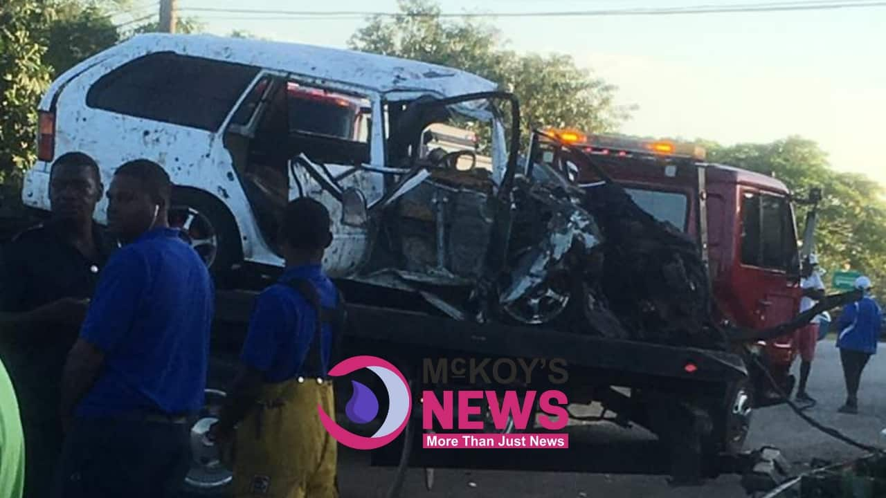 Three Women Killed In St Ann Crash