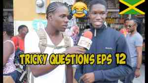 Funny Trick Questions… Morant Bay, St Thomas edition [Video]