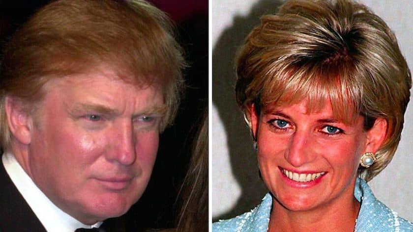 Donald Trump 'Joked About Making Princess Diana Take HIV Test'