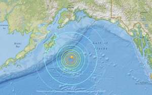 8.2 Earthquake near Alaska – Entire US East Coast Tsunami WARNING