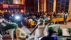 Two Female Pastors Wed at New Vision Full Gospel Baptist Church in New Jersey