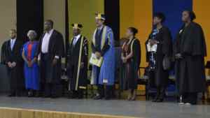Utech Academic Host Induction Ceremony in Western Jamaica