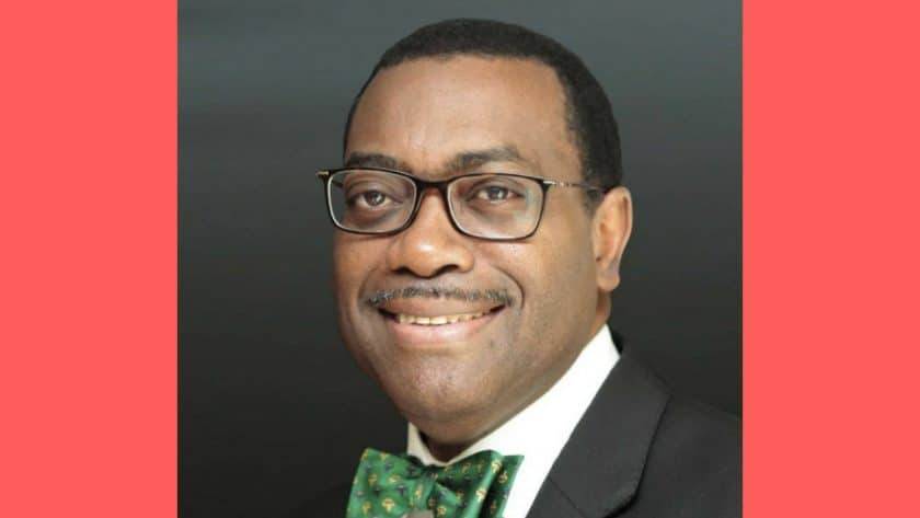 World Food Prize goes to African Development Bank President