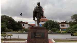 It Is Now Time to Remove the Statues of a Racist Gandhi
