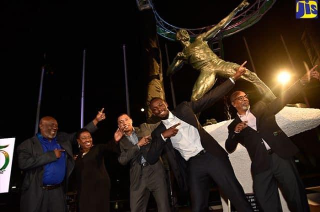 Jamaica Honors Legendary Sprinter Usain Bolt