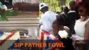 VIDEO: ROY FOWL MASSIVE FUNERAL