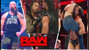 WWE RAW 25 March 2019 – Complete Highlights
