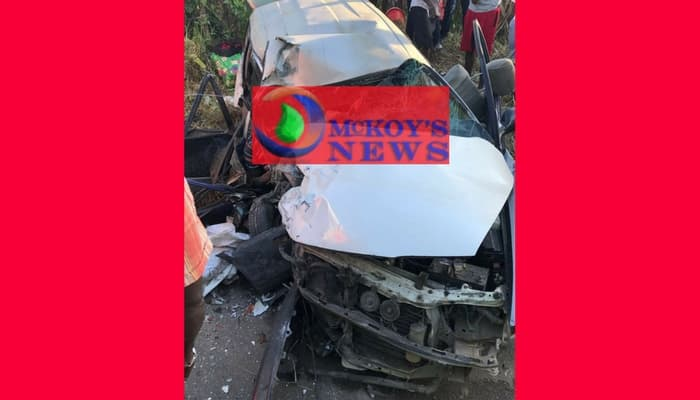 15 Persons Seriously Injured in Westmoreland Mini-Bus Accident