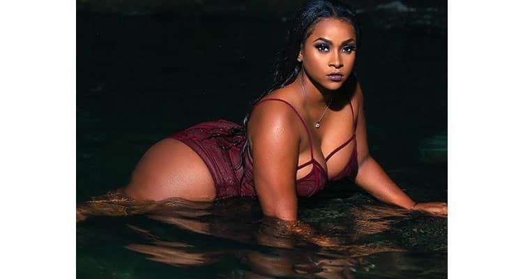 Yanique Curvy Diva Barrett