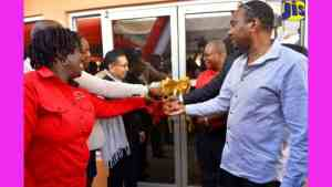 Jamaica Aids Support for Life Opens Renovated Wellness Centre