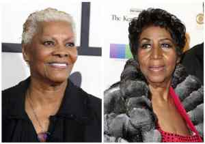 Aretha- Dionne feud over five year old statement