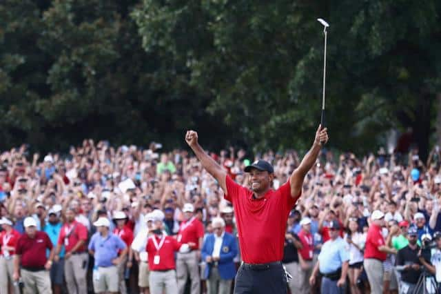 Tiger Woods' win is the greatest comeback story in sports history