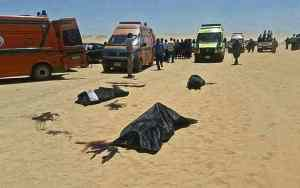 Egyptian Christians Killed in Bus Attack