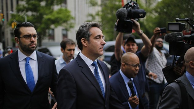 Michael Cohen Dropped His Legal Representation, Is Expected to Cooperate with Mueller