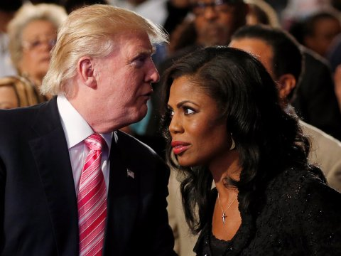 Omarosa Tape Trump's Conversations