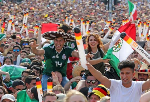 World Cup Champions Failed to Score in a Stunning 1-0 Upset Loss to Mexico